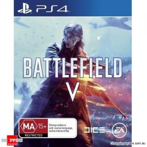 Battlefield V 5 PS4 Playstation 5