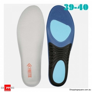 Comfortable EVA Shock Absorption Sports Insole High Elastic Pad - Size 40-42