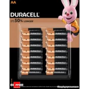 36 X Duracell Alkaline AA Batteries