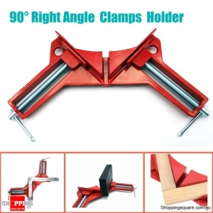 90 Degree Right Angle Corner Holder Clip Picture Framing Holder Woodworking Clamp