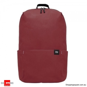 Xiaomi 10L Backpack Bag Level 4 Water Repellent Outdoor Travel Camping - Dark Red