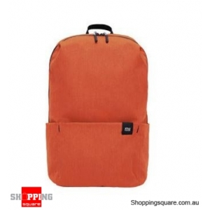 Xiaomi 10L Backpack Bag Level 4 Water Repellent Outdoor Travel Camping - Orange