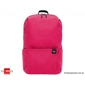 Xiaomi 10L Backpack Bag Level 4 Water Repellent Outdoor Travel Camping - Pink