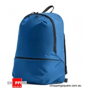 Xiaomi ZANJIA 11L Lightweight Backpack Waterproof Nylon Shoulder Bag Outdoor Travel - Blue