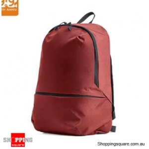 Xiaomi ZANJIA 11L Lightweight Backpack Waterproof Nylon Shoulder Bag Outdoor Travel - Red