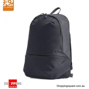 Xiaomi ZANJIA 11L Lightweight Backpack Waterproof Nylon Shoulder Bag Outdoor Travel - Black