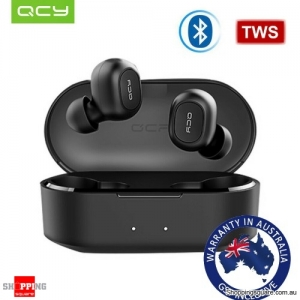QCY T2C TWS Bluetooth 5.0 Wireless Stereo Headsets Earbuds - AU Stock