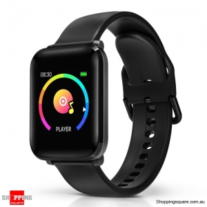 1.3' IPS 8 Sports Mode Waterproof IP68 Display HR Blood Pressure O2 Smart Watch