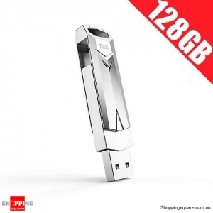 OTG 128GB USB 3.0 Type-C Rotatable Flash Drive Smartphone Tablet up to 90MB/s