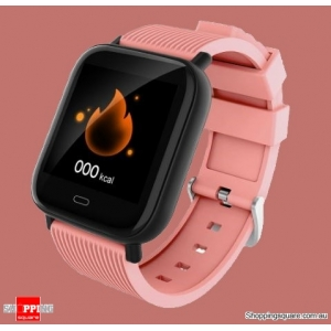 "Dynamic UI 1.3"" TFT Bluetooth 5.0 Smart Watch Bracelet - Orange"