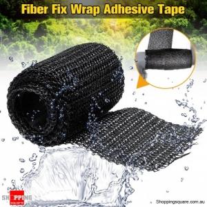 DIY Fiber Fix Ridiculously Strong Repair Wrap Fiber Fix Super Adhesive Tape