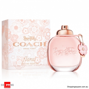 Coach Floral by Coach 90ml EDP Spray for Women