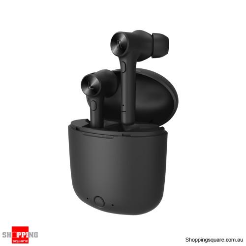 Bluedio Hi TWS Wireless Bluetooth 5.0 HiFi Stereo Intelligent Earphone with Charging Box