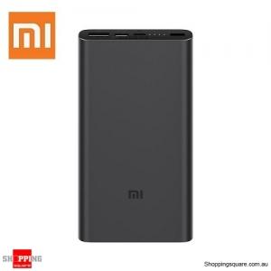Xiaomi 10000mAh Power Bank3 18W Dual Input Output PD Two-way Quick Charge - Black