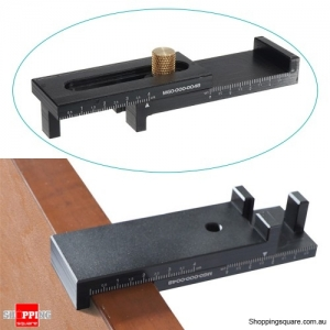 Gap Gauge Ruler Marking Gauge Table Saw Slot Adjuster Mortise and Tenon Woodworking