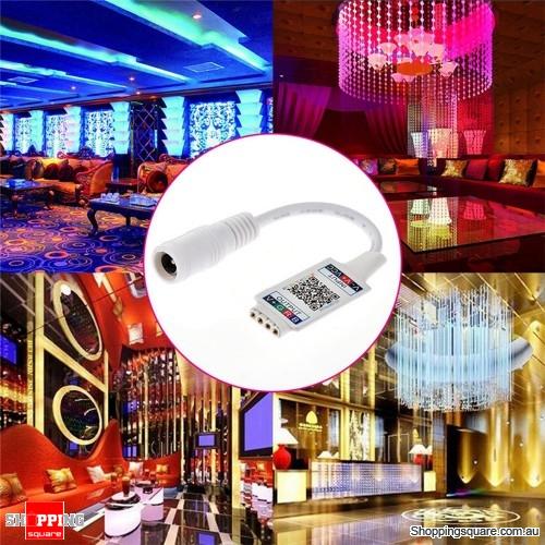 DC5-24V Mini Bluetooth LED Controller for RGB Strip Light