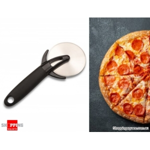 Pizza Slitting Roller Cutter Wheel Wrench with Protective Cover Cut Kitchen Tool