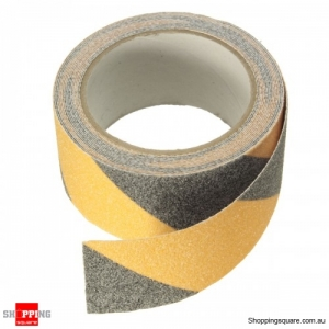 5m x 5cm Anti-Slip Tape Stripe Self Adhesive Floor Safety Friction Strong Grip Non Skid Tape