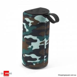 1200mAh Portable Bluetooth 3.0 Waterproof Outdoor Stereo Wireless Speaker - Red