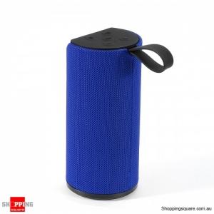 1200mAh Portable Bluetooth 3.0 Waterproof Outdoor Stereo Wireless Speaker - Blue