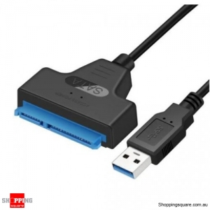 SATA to USB 3.0 2.5 Data Cable Hard Drive Converter Cable for the SATA Hard Disk