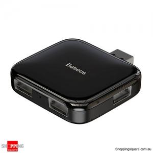 Baseus Type C HUB 2.0 Multi 4 in 1 USB Port for PC Laptop - USB Version