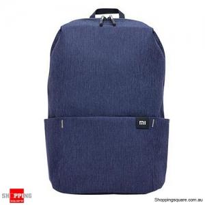 Original Xiaomi 20L Color Backpack Bag Women Men Storage Water Repellent Home Person Backbag - Dark Blue