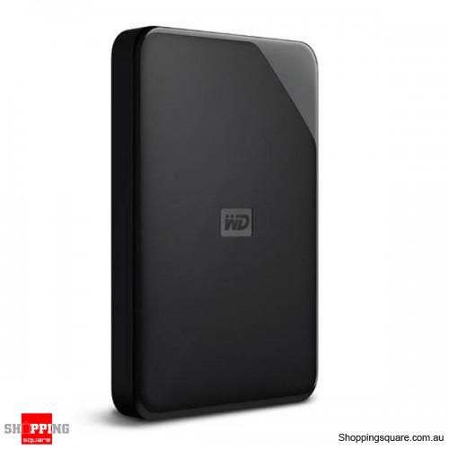 WD Elements SE 2TB USB 3.0 Portable External Hard Drive WDBEPK0020BBK