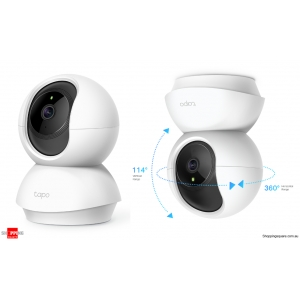 TP-Link Tapo-C200 Pan/Tilt Home Security Wi-Fi Camera