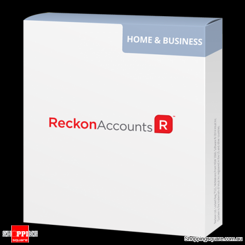 Reckon Accounts Home and Business Full Version