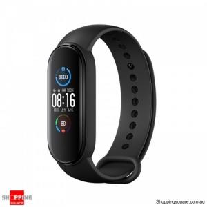 [BT 5.0]Original Xiaomi Mi band 5 1.1 Inch AMOLED Wristband Face 11 Sport Modes Tracker Smart Watch Global Version