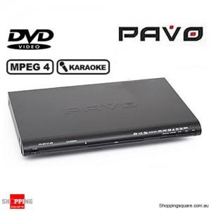Pavo DK-3198B 5.1CH Divx DVD Player