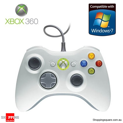 Genuine Xbox 360 Wired Controller