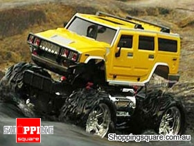 BIG HEAD 1:18th Remote Control Hummer H2 Truck