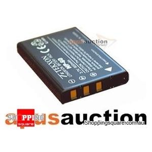 Li-ion Battery NP-60 NP60 for Fujifilm, Kodak, Pentax, Ricoh, Panasonic 3.7V