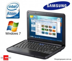 "Samsung N130-JA01AU 10.1"" LED Netbook"