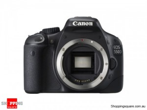 Canon EOS 550D Body Digital SLR Camera