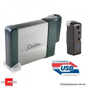 Skymaster USB3.0 3.5 SATA Enclosure 3SA2