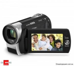 Panasonic SDR-S26 Black Digital Video Camera