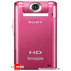 Sony Bloggie MHS-PM5K Camcorder Pink