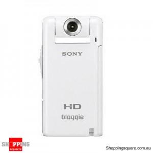 Sony Bloggie MHS-PM5K Camcorder White