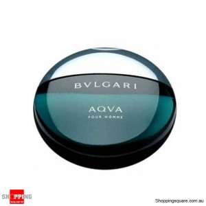 AQVA by Bvlgari 100ml EDT Perfume Fragrance For Men