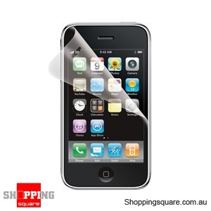 iPhone Anti-Glare LCD Screen Protector