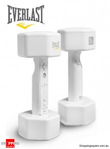 Everlast Dumbbells for the WiiFit - 1kg