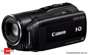 Canon Legria HF-M31 Digital Video Camera