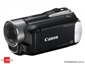Canon Legria HF-R16 Digital Video Camera
