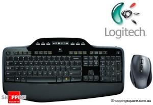 Logitech MK710 Wireless Desktop (Keyboard & Mouse)