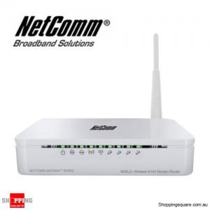 Netcomm NB14WN ADSL2+ Wireless N150 Modem Router