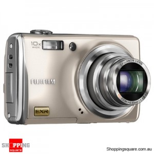 Fujifilm FinePix F80 Digital Camera Silver