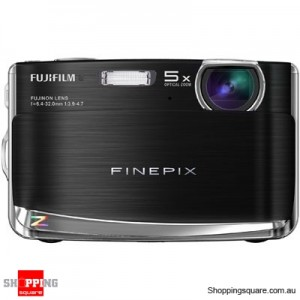 Fujifilm FinePix Z70 Black Digital Camera